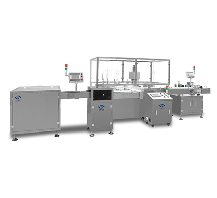 New Eyedrop Filling Production Line